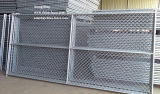 Galvanized Chain Link Fence Prices Metal Fence Chain Link Security Fence