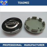 Customized 60mm ABS Plastic Car Wheel Hub Caps For Nissan