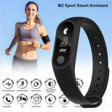 M2 Smart Bracelet Smart Watch Heart Rate Monitor Bluetooth Smartband Health Fitness Smart Intelligence Band for Android Ios Activity Tracker
