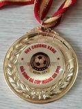 Custom Logo Medal Trophy Sports Football Game Award Medal