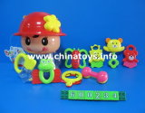 Cheaper Price Plastic Baby Bell Toys (600234)