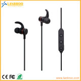 Magnetic Switch Wireless Bluetooth Stereo in Ear Headsets Handsfree Voice Prompt