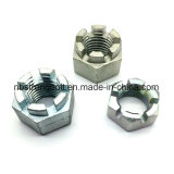 DIN935 Hex Slotted Nuts Fastener
