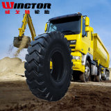 E-3 Pattern Pneumatic Bias Wheel Loader Tyres 23.5-25