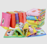 Custom Animal Bed Cloth Books for Kids