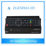 Newest Zgemma TV Decoder DVB S2 + DVB T2/C Support Kodi Hevc/H. 265