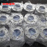 ANSI DIN Stainless Steel Forged Casting Slip-on Pipe Flange