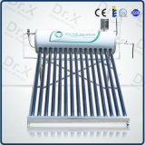 Pressurized Copper Coil Solar Water Heater