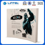 Stable 4*3 Straight Fabric Pop up Display (LT-09D)