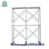 Galvanized H Type Scaffold Steel Door Frame