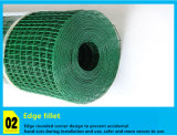 PVC-Coated Welded Wire Mesh for Fence Factory