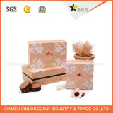 High Quality Matt Surface Color Printed Scarf Package Box