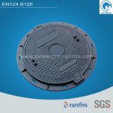 En124 B125 FRP Well Cover for Sewage & Drainage System