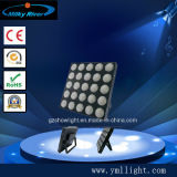 25PCS 9W LED RGB 3in1 Matrix Blinder Lighting