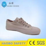 Hot Sale Pink Women′s Vulcanized Casual Canvas Shoes