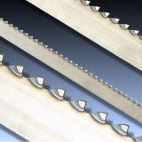 Frozen Meat Bone Butcher Band Saw Blades for Cutting Food
