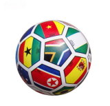 Plastic Inflatable Ball Colorful PVC Beach Ball for Outdoor Playing Sport Toy Ball