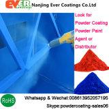 Ral/Pantone Color Electrostatic/Tribo Spray Epoxy Polyester Powder Coating Paint
