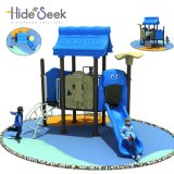2018 Small and Cheap Outdoor Playground Equipment
