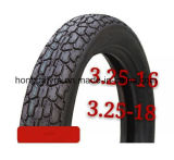 Hot Sale Motorcycle Tyre/Motorcycle Tire 3.25-16, 325-18 Tubeless