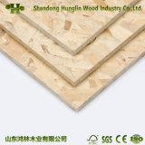 China Cheap OSB Board Density 650kg/Cbm for Furniture/Construction