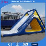 Summer Popular Giant Inflatable Water Slide Floating Slide for Sale