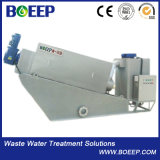 Sludge Screw Press for Dairy Farming Wastewater Treatment