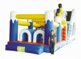 Cheer Amusement Marine Animal Themed Inflatable Obstacle