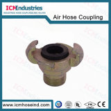 Carbon Steel European Type A Male End Air Hose Coupling
