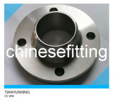Forged Weld/Welding Neck (WN) Pipe Carbon Steel Flange