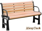 WPC Aluminium Wood Street Chair and Church Benches