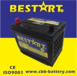 65ah 12V Vehicle Battery Car Battery Automobile Battery 75D26r-Mf