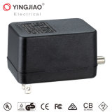15W AC or DC CATV Adaptor with Ce
