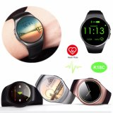 New Round Screen Smart Watch with Heart Rate Monitor (K18C)
