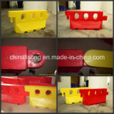 Plastic Road Water Filled Traffic Barrier