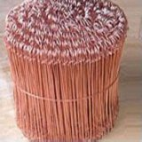 Double Loop Tie Wire (copper)