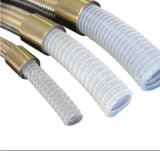 PTFE Pipe Steel Wire Braided Rubber Flexible Hoses Price with PVC Wrapped Coted