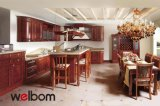 American Kitchen Furniture Solid Wood Maple Kitchen Cabinet
