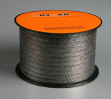 P1100 Expanded Graphite Braided Packing Sealing Material
