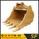 Cat336f Backhoe 1650mm 2cbm Rock Bucket with Pins