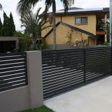 Different Style Powder Coated 6063 Aluminum Fence Panel Product Prices