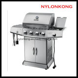 Hot Sale Stainless Steel Outdoor Gardern Enamel Gas BBQ Grill