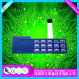 Touch Screen Light Control Membrane Switch with No Wire No Battery