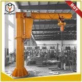 Heavy Load Electric Hoist Fixed Light Duty Arm Chain Hoist 5t Jib Crane Price
