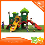 Amusement Park Toy Outdoor Plastic Play Equipment for Sale