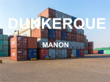 Reliable Sea Freight Service From Guangzhou to Dunkerque
