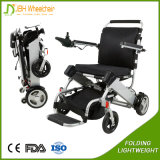 New Easy Carry Folding Power Wheelchair Mobi Scooter for Disabled