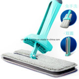 2017 New Product Super Cleaning Mop Double Side Washable Flat Mop