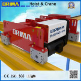 5ton German Electric Wire Rope Hoist, Low-Headroom Wire Rope Hoist
