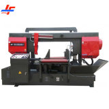 0 to 45 Degree Hydraulic Rotate CNC Angle Metal Carbon Steel, Alloy Steel Stainless Steel Copper Aluminum Miter Cutting Horizontal Band Saw
